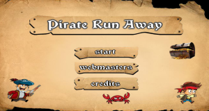 Games Pirate Run Away